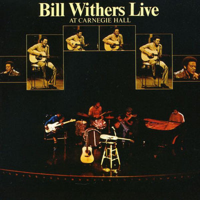 Live at Carnegie Hall - Bill Withers [VINYL]