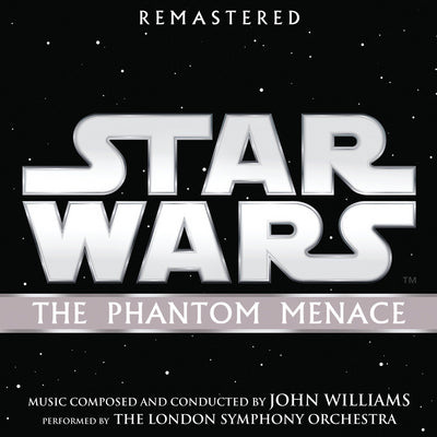 Star Wars - Episode I: The Phantom Menace - John Williams [CD]