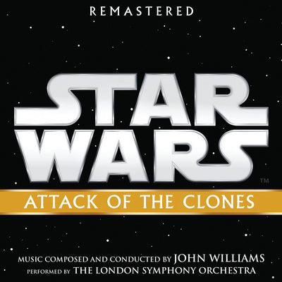 Star Wars - Episode II: Attack of the Clones - John Williams [CD]