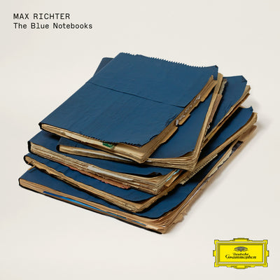 Max Richter: The Blue Notebooks - Max Richter [VINYL Deluxe Edition]