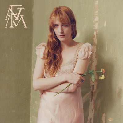 High As Hope - Florence and The Machine [CD]