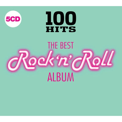 100 Hits: The Best Rock 'N' Roll Album - Various Artists [CD]