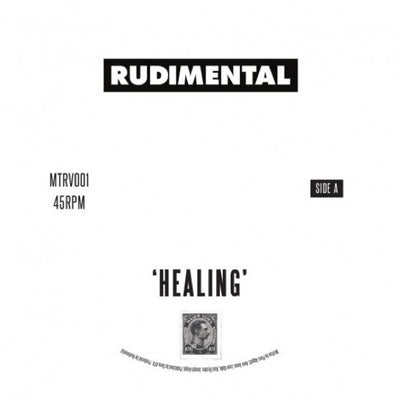 Healing/No Fear:   - Rudimental [VINYL]