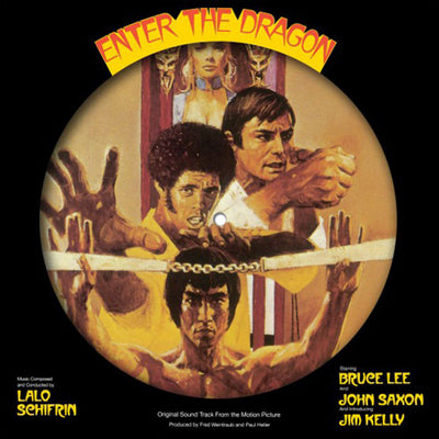 Enter the Dragon:   - Lalo Schifrin [VINYL]