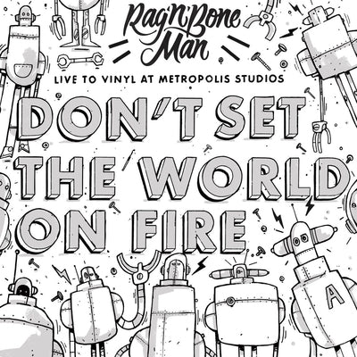 Live to Vinyl at Metropolis Studios - Rag'n'Bone Man [VINYL]