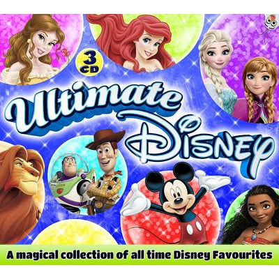 Ultimate Disney - Various Artists [CD]
