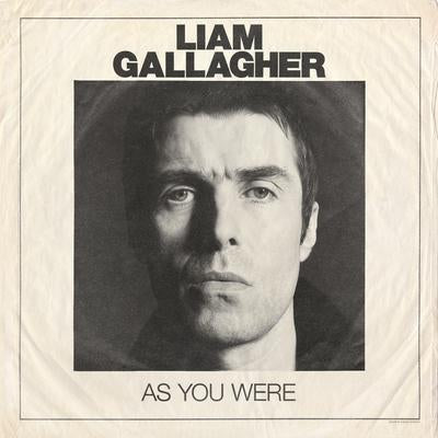 As You Were (Indie exclusive):   - Liam Gallagher [VINYL]