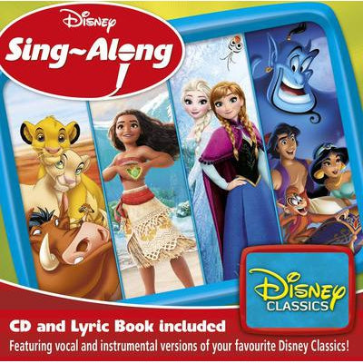 Disney Sing-along: Disney Classics - Various Artists [CD]
