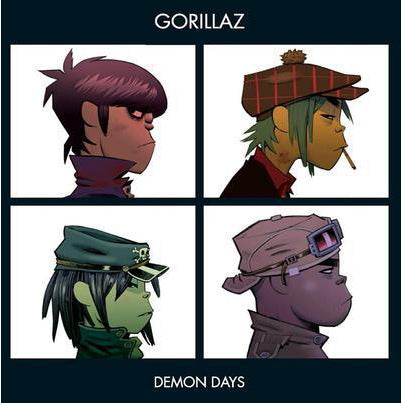 Demon Days - Gorillaz [VINYL]