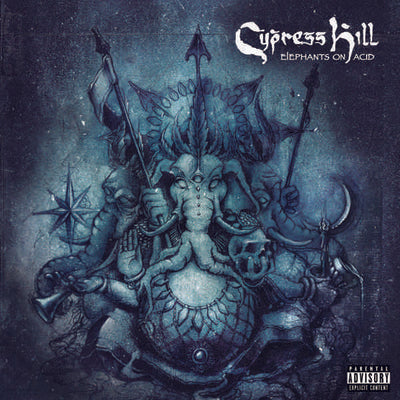 Elephants On Acid:   - Cypress Hill [CD]