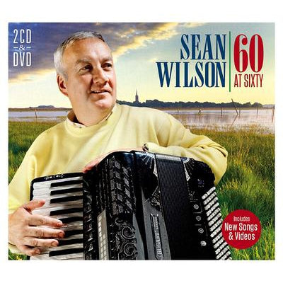 60 at Sixty - Sean Wilson [CD]