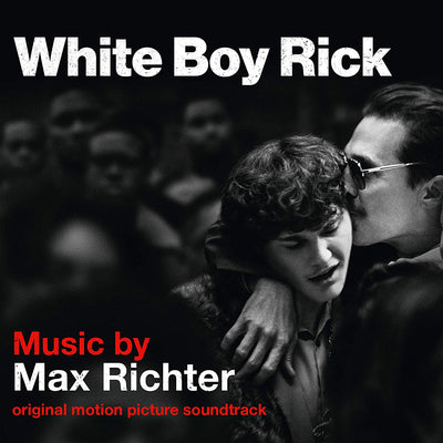 White Boy Rick:   - Max Richter [CD]
