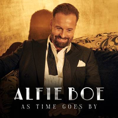 Alfie Boe: As Time Goes By:   - Alfie Boe [CD]
