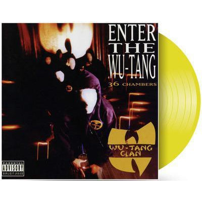 Enter the Wu-Tang (36 Chambers) - Wu-Tang Clan [VINYL]