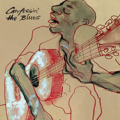 Confessin' the Blues:   - Various Artists [VINYL]