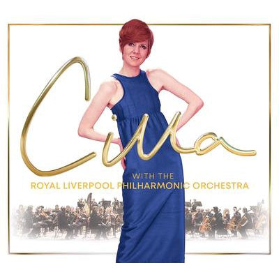 Cilla With the Royal Liverpool Philharmonic Orchestra:   - Cilla Black with The Royal Liverpool Philharmonic Orch. [CD]