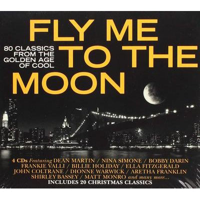 Fly Me to the Moon:   - Various Artists [CD]