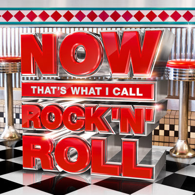 Now That's What I Call Rock 'N' Roll - Various Artists [CD]
