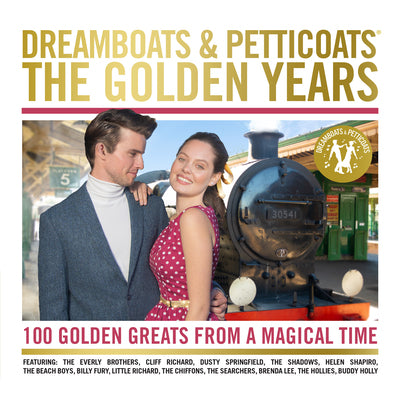 Dreamboats and Petticoats: The Golden Years - Various Artists [CD]