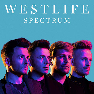 Spectrum - Westlife [CD]