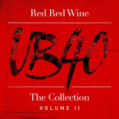Red Red Wine: The Collection- Volume 2 - UB40 [CD]