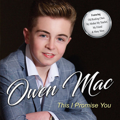 This I Promise You:   - Owen Mac [CD]
