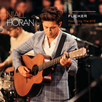 Flicker: Featuring the RTÉ Concert Orchestra - Niall Horan [CD]