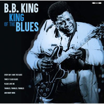 King of the Blues:   - B.B. King [VINYL]