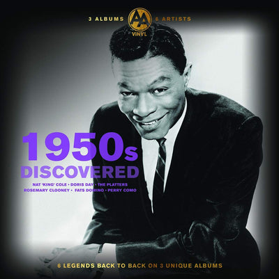 1950s Discovered:   - Various Artists [VINYL]