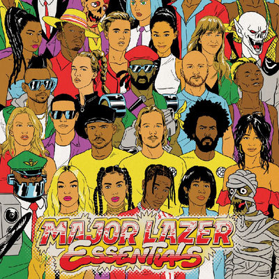 Major Lazer Essentials - Major Lazer [CD]