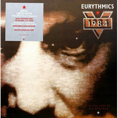 1984 (For the Love of Big Brother) - Eurythmics [VINYL]