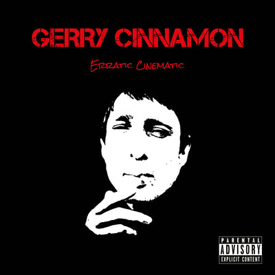 Erratic Cinematic:   - Gerry Cinnamon [VINYL]