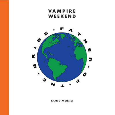 Father of the Bride - Vampire Weekend [VINYL]