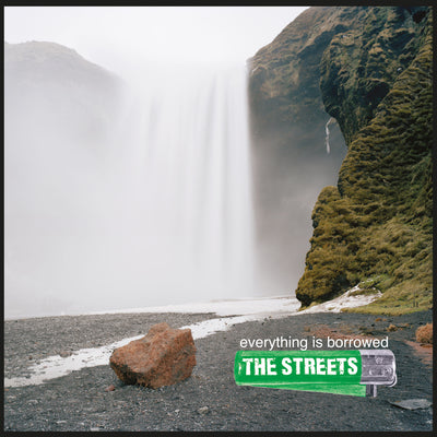 Everything Is Borrowed - The Streets [VINYL]
