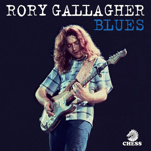 Blues - Rory Gallagher [Deluxe CD]