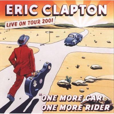 One More Car, One More Rider: Live On Tour 2001 - Eric Clapton [VINYL]