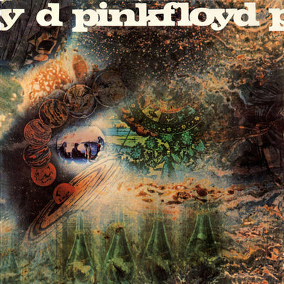 A Saucerful of Secrets - Pink Floyd [VINYL]