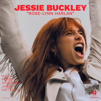 Wild Rose and the Jaggynettles:   - Jessie Buckley [VINYL]