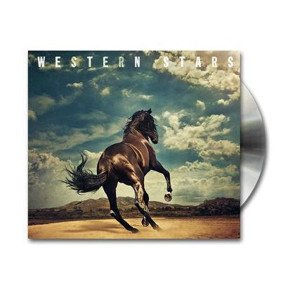 Western Stars - Bruce Springsteen [CD]