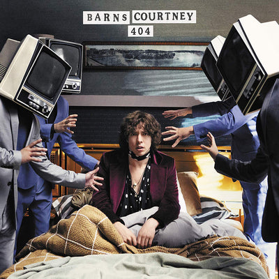 404 - Barns Courtney [VINYL]