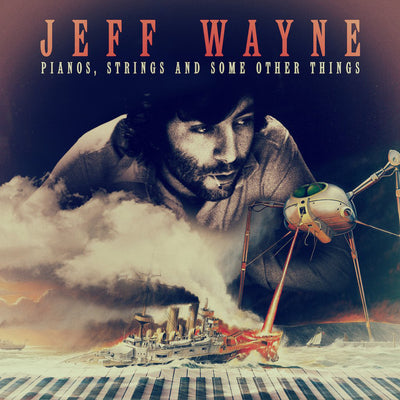 Pianos, Strings and Some Other Things - Jeff Wayne [VINYL]