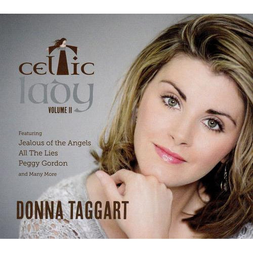 Celtic Lady:  - Volume 2 - Donna Taggart [CD]