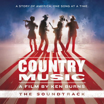 Country Music: A Film By Ken Burns - Various Artists [VINYL]