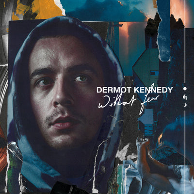 Without Fear - Dermot Kennedy White Vinyl [VINYL]