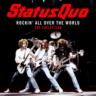 Rockin' All Over the World: The Collection - Status Quo [VINYL]