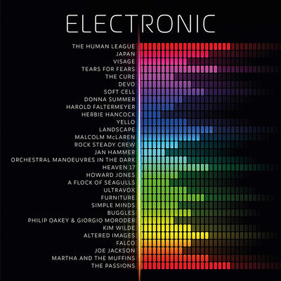 Electronic:   - Various Artists [VINYL] OUT 30.08.19 PRE-ORDER NOW