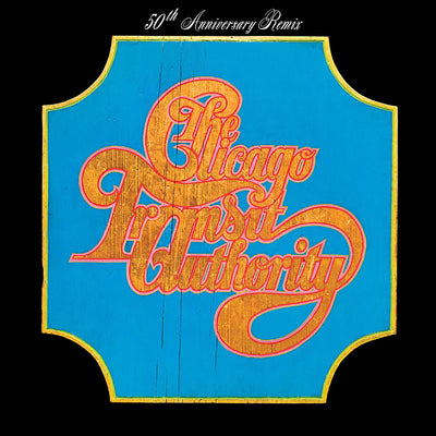 Chicago Transit Authority: 50th Anniversary Remix - Chicago [CD]  OUT 13.09.19 PRE-ORDER NOW