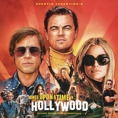 Once Upon a Time in Hollywood:   - Various Artists [CD]