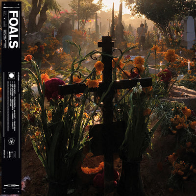 Everything Not Saved Will Be Lost: Part 2 - Foals [CD] OUT 18.10.19 PRE-ORDER NOW