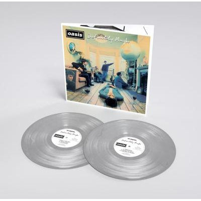 Definitely Maybe:   - Oasis [VINYL Limited Edition]  OUT 30.08.19 PRE-ORDER NOW